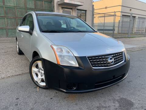 2007 Nissan Sentra for sale at Illinois Auto Sales in Paterson NJ
