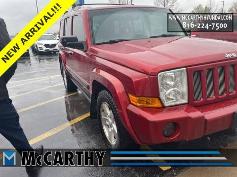 2006 Jeep Commander for sale at Mr. KC Cars - McCarthy Hyundai in Blue Springs MO