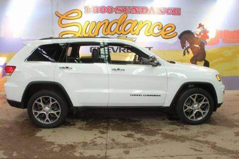 2020 Jeep Grand Cherokee for sale at Sundance Chevrolet in Grand Ledge MI