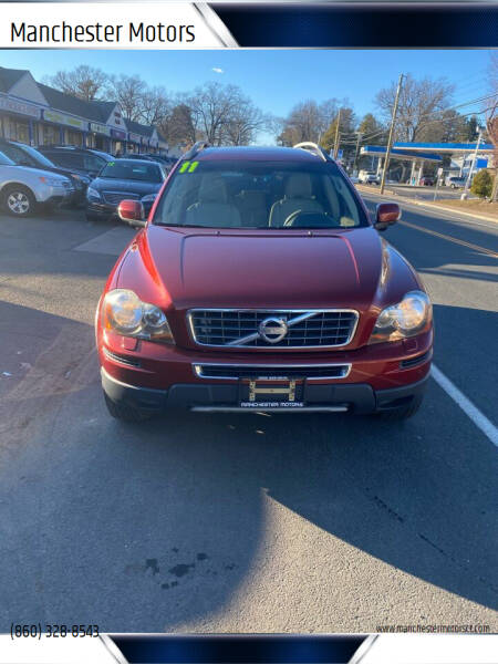 2011 Volvo XC90 for sale at Manchester Motors in Manchester CT