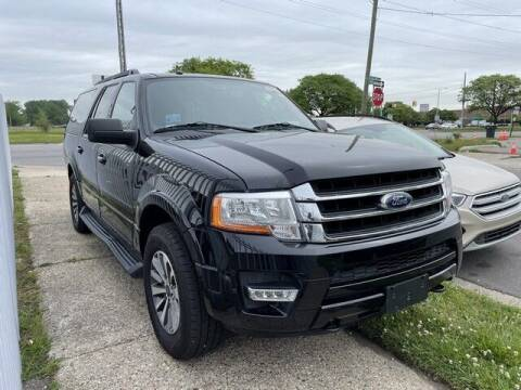 2017 Ford Expedition EL for sale at SOUTHFIELD QUALITY CARS in Detroit MI