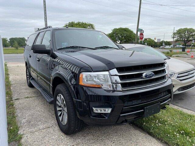 2017 Ford Expedition EL for sale in Detroit, MI