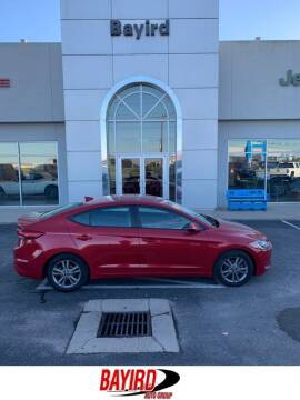 2018 Hyundai Elantra for sale at Bayird Truck Center in Paragould AR