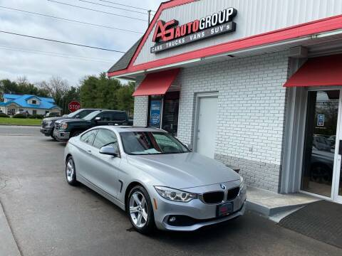 2014 BMW 4 Series for sale at AG AUTOGROUP in Vineland NJ