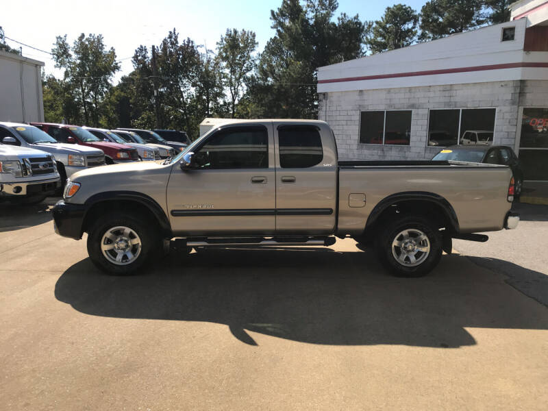2003 Toyota Tundra for sale at Northwood Auto Sales in Northport AL