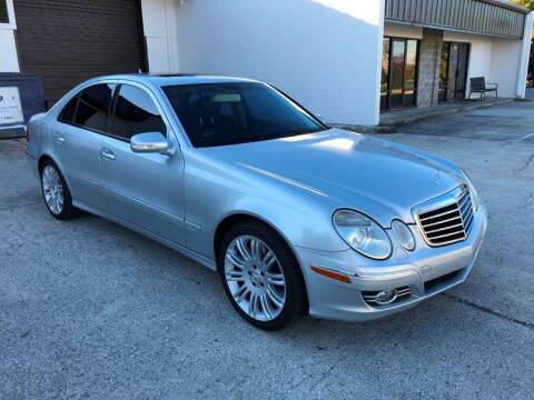 2007 Mercedes-Benz E-Class for sale at Global Auto Exchange in Longwood FL