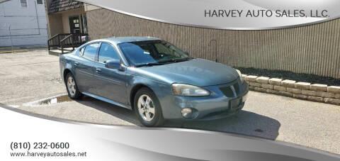 2006 Pontiac Grand Prix for sale at Harvey Auto Sales, LLC. in Flint MI