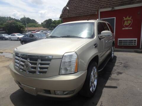 2008 Cadillac Escalade for sale at AP Automotive in Cary NC
