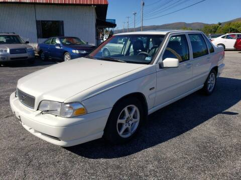 1998 Volvo S70 for sale at Salem Auto Sales in Salem VA