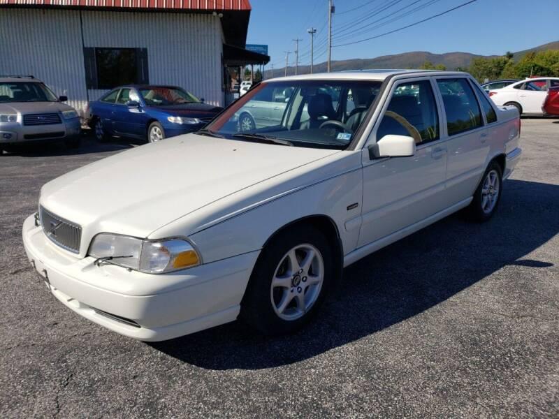 1998 Volvo S70 for sale at Salem Auto Sales in Salem VA