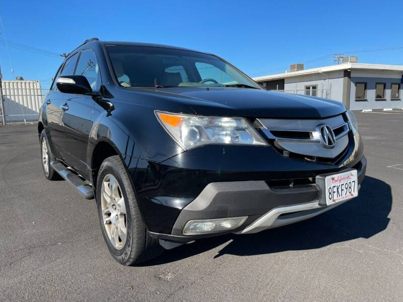 2008 Acura MDX for sale at Approved Autos in Sacramento CA