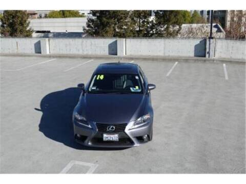 2014 Lexus IS 250 for sale at BAY AREA CAR SALES in San Jose CA