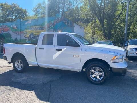 2013 RAM Ram Pickup 1500 for sale at Showcase Motors in Pittsburgh PA