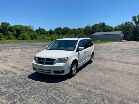 2009 Dodge Grand Caravan for sale at Caruzin Motors in Flint MI