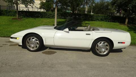 1994 Chevrolet Corvette for sale at Premier Luxury Cars in Oakland Park FL