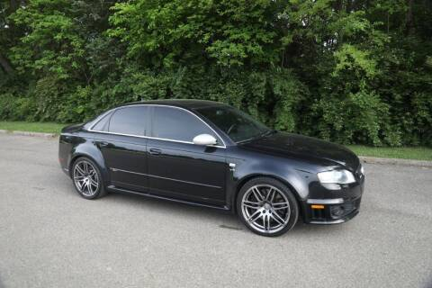 2008 Audi RS 4 for sale at Queen City Classics in West Chester OH