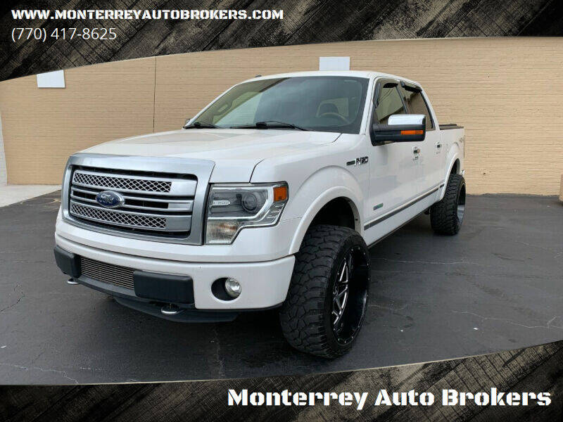 2013 Ford F-150 for sale at Monterrey Auto Brokers in Decatur GA
