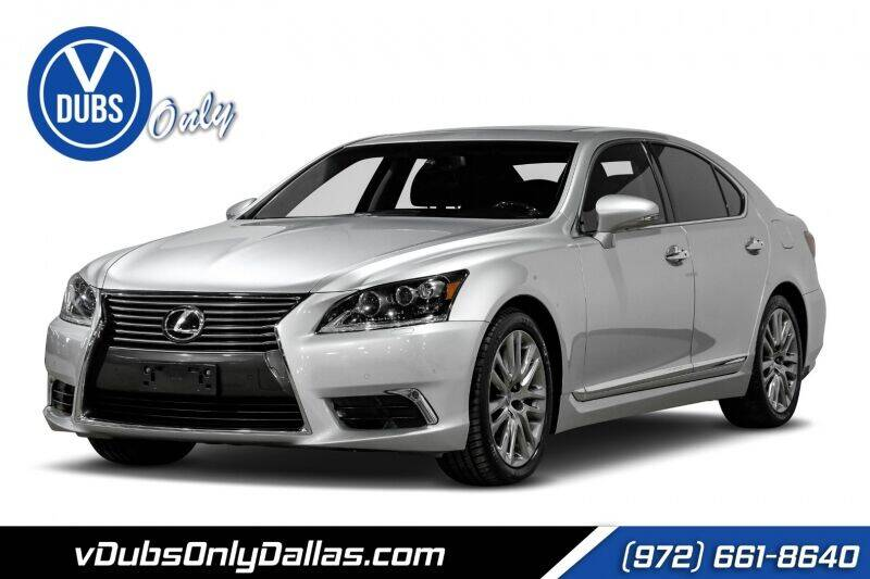2013 Lexus LS 460 for sale at VDUBS ONLY in Dallas TX