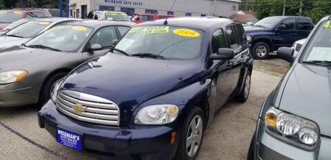 2009 Chevrolet HHR for sale at Weigman's Auto Sales in Milwaukee WI