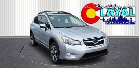 2015 Subaru XV Crosstrek for sale at Layal Automotive in Englewood CO