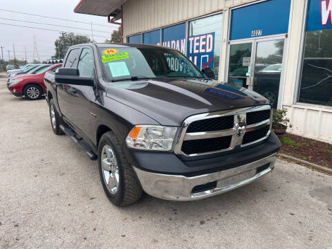 2014 RAM Ram Pickup 1500 for sale at Lee Auto Group Tampa in Tampa FL