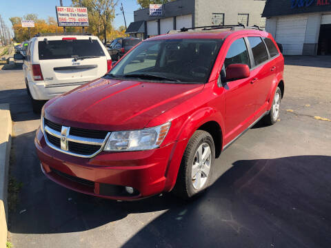 2010 Dodge Journey for sale at D and D All American Financing in Warren MI