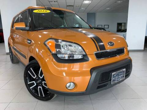 2010 Kia Soul for sale at Auto Mall of Springfield in Springfield IL