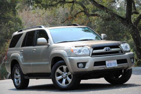 2008 Toyota 4Runner for sale at VSTAR in Walnut Creek CA