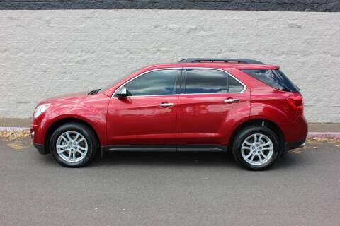 2014 Chevrolet Equinox for sale at Al Hutchinson Auto Center in Corvallis OR