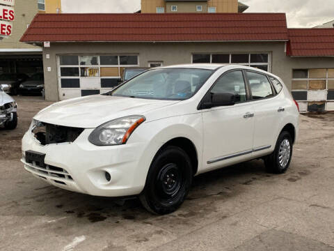 2014 Nissan Rogue Select for sale at ELITE MOTOR CARS OF MIAMI in Miami FL