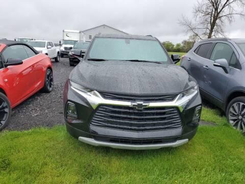 2020 Chevrolet Blazer for sale at K & G Auto Sales Inc in Delta OH