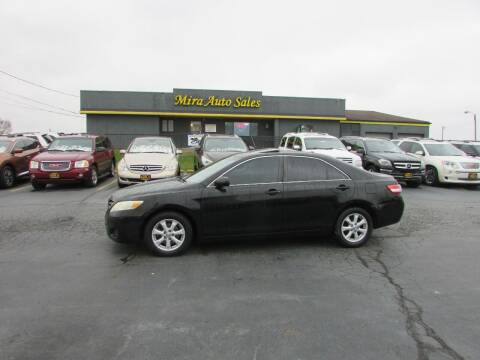 2011 Toyota Camry for sale at MIRA AUTO SALES in Cincinnati OH