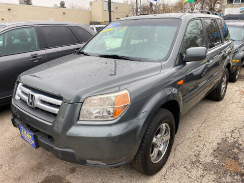 2007 Honda Pilot for sale at 5 Stars Auto Service and Sales in Chicago IL