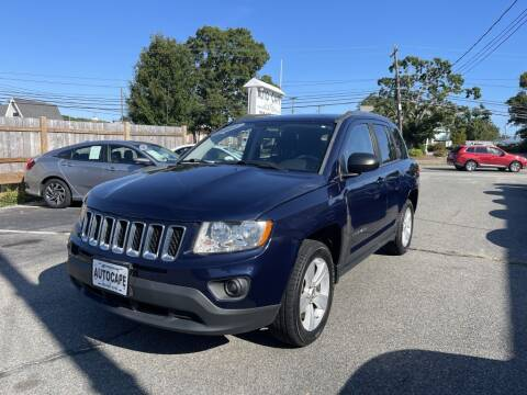 2012 Jeep Compass for sale at Auto Cape in Hyannis MA