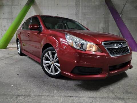 2013 Subaru Legacy for sale at Kelley Autoplex in San Antonio TX