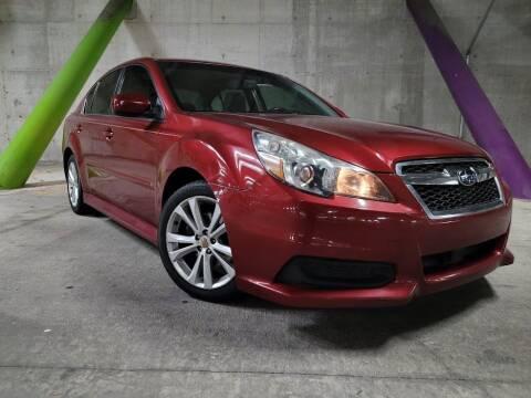 2013 Subaru Legacy for sale at Kelley Autoplex in San Antonio TX