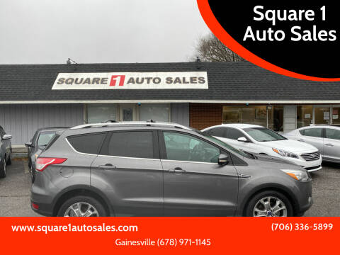 2014 Ford Escape for sale at Square 1 Auto Sales - Commerce in Commerce GA
