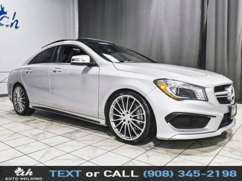 2014 Mercedes-Benz CLA for sale at AUTO HOLDING in Hillside NJ
