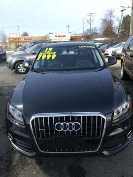 2013 Audi Q5 for sale at Al's Linc Merc Inc. in Garden City MI