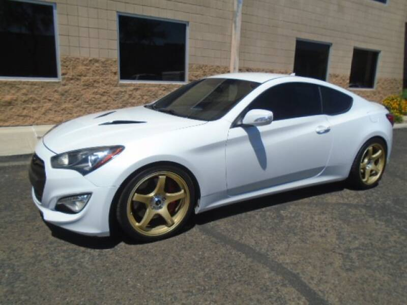 2015 Hyundai Genesis Coupe for sale at COPPER STATE MOTORSPORTS in Phoenix AZ