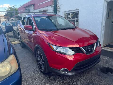 2018 Nissan Rogue Sport for sale at Dream Cars 4 U in Hollywood FL