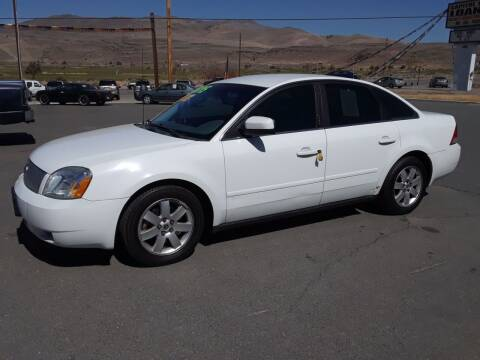 2006 Mercury Montego for sale at Super Sport Motors LLC in Carson City NV