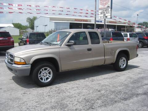 2004 Dodge Dakota for sale at Budget Corner in Fort Wayne IN