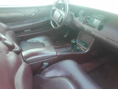 1995 Buick Riviera for sale at Autolistix LLC in Salem NJ