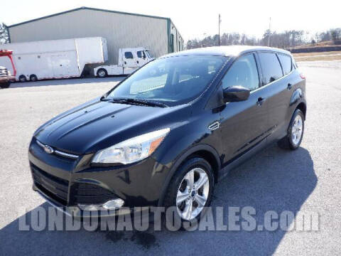 2015 Ford Escape for sale at London Auto Sales LLC in London KY