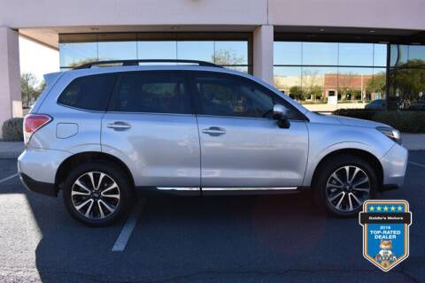 2018 Subaru Forester for sale at GOLDIES MOTORS in Phoenix AZ