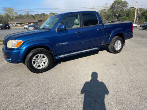 2006 Toyota Tundra for sale at Adairsville Auto Mart in Plainville GA