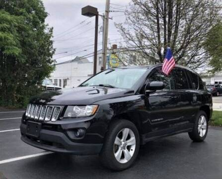 2015 Jeep Compass for sale at Ataboys Auto Sales in Manchester NH