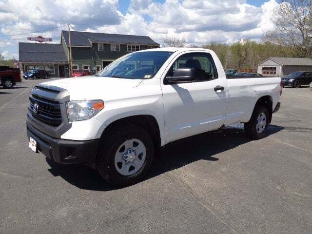 2016 Toyota Tundra for sale at SCHURMAN MOTOR COMPANY in Lancaster NH