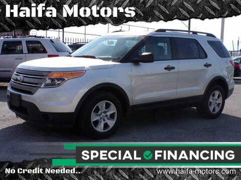 2014 Ford Explorer for sale at Haifa Motors in Philadelphia PA